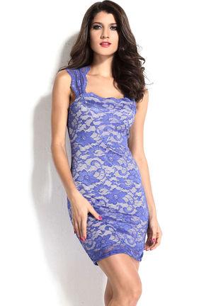 Modra obleka Melody
