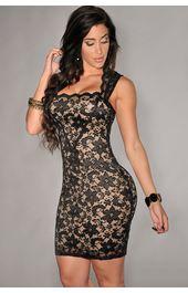Črna obleka Melody